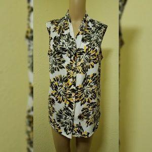 Jones New York Collection blouse lightweight